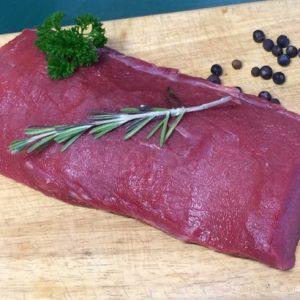 Wildschweinrücken ohne Knochen 500 g online kaufen